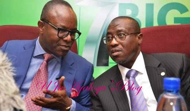 NNPC Scandal: Kachikwu, Baru Meet Osinbajo in Aso Rock