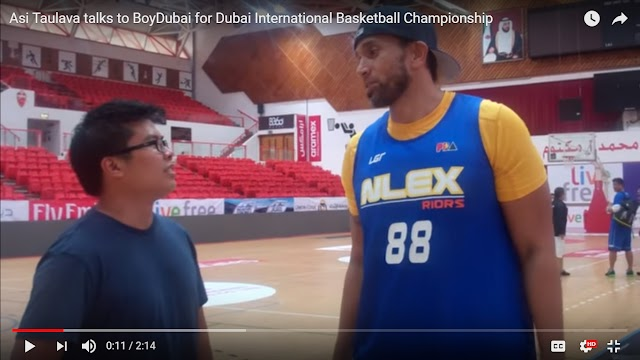 NLEX ready to win in Dubai; Interview with Asi Taulava, Mac Cardona, KG Canaleta