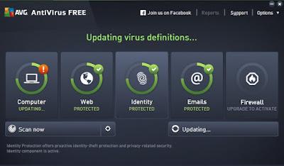 AVG Antivirus Pro 2015  Virus Solution Provider