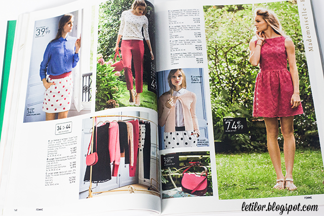 Le blog de letilor blog mode plus size beaut - Commander catalogue la redoute ...
