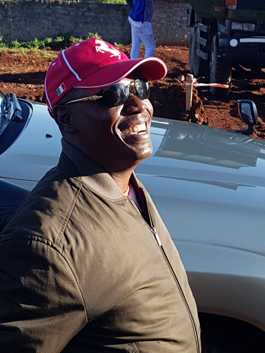 William Kabogo Gideon Moi Running Mate President 2022 William Ruto