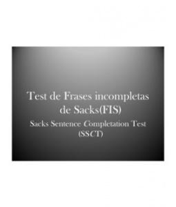 Fátima Diz De Psicología Y Educación Test De Frases