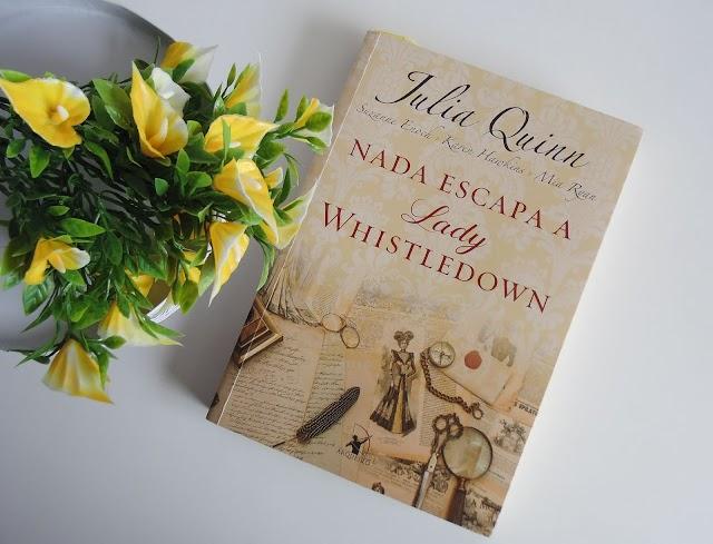 RESENHA | Nada Escapa de Lady Whistledown - Julia Quinn (Editora Arqueiro)