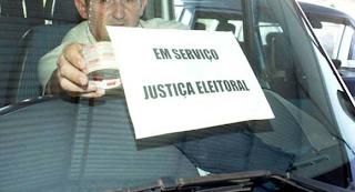 Resultado de imagem para transporte de eleitores
