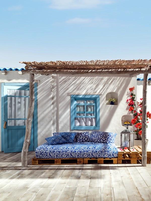 Renueva tu hogar para el verano con la colecci n dos mares for Los mejores disenos de interiores del mundo
