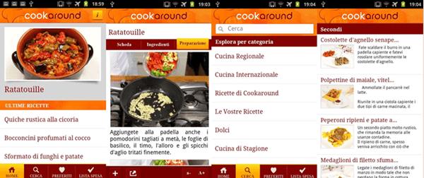 cookaround-ricette