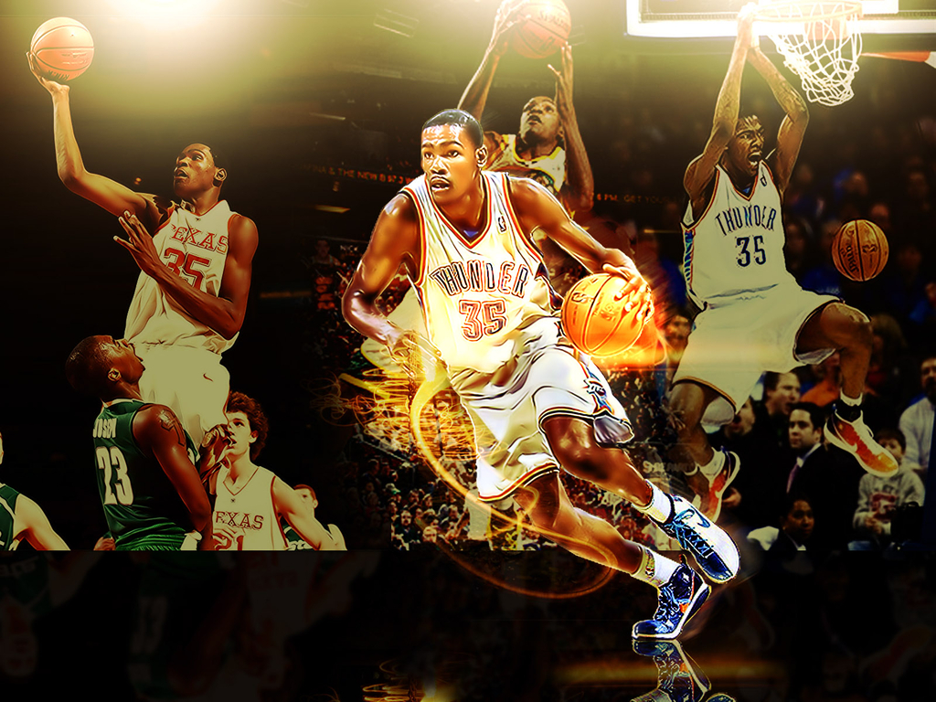 Basketball Kevin Durant Wallpapers: Kevin Durant New HD Wallpapers 2012