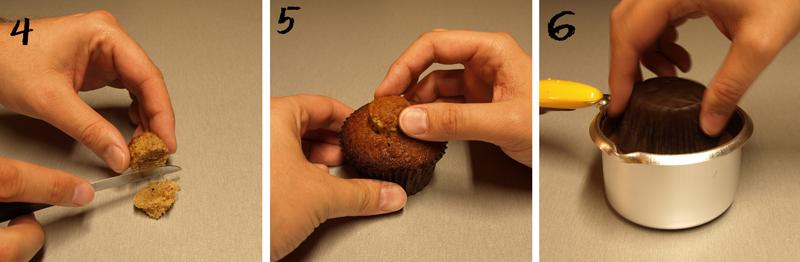 Cupcakes al estilo Ferrero Rocher®: bizcocho de avellana, corazón Nutella®/avellana entera, cubertura chocolate con leche/avellana crujiente. ¿Algo más os tengo que contar para convenceros?