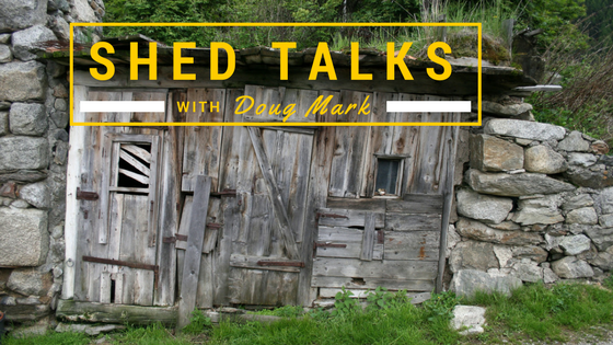 Introducing Shed Talks with Doug Mark, LearningZen President
