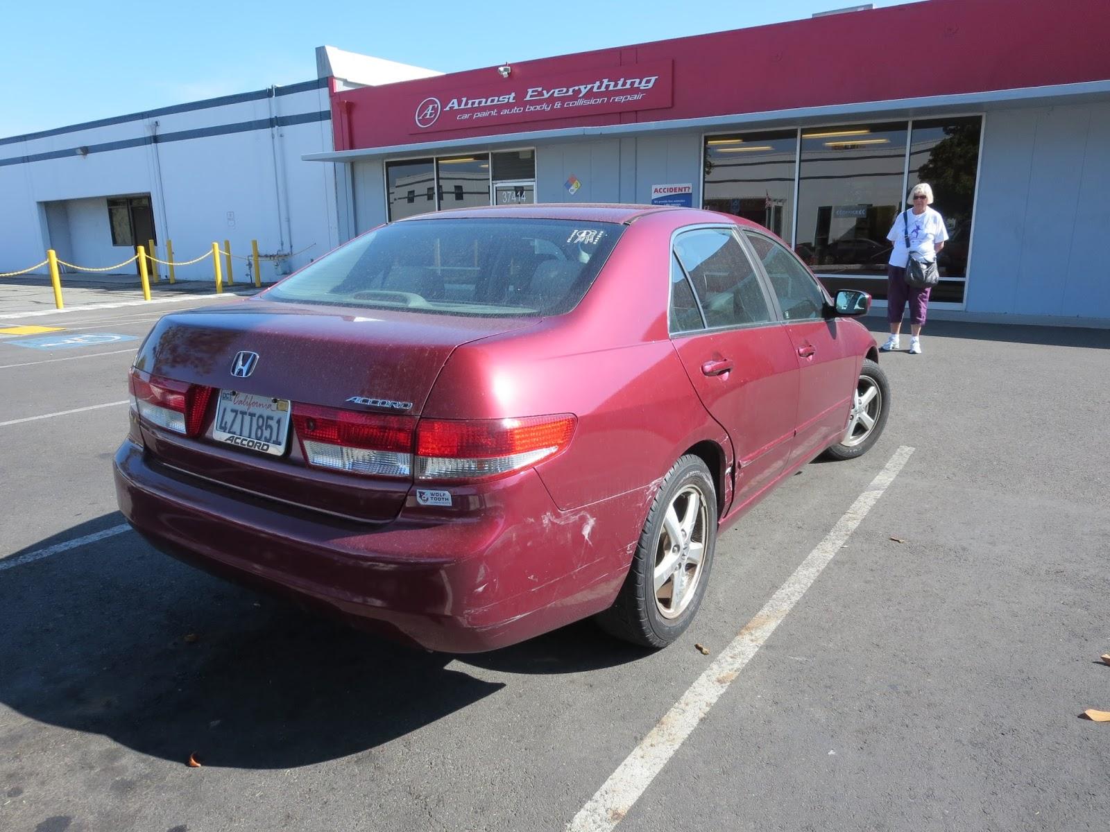 Ameriprise Car Insurance >> Auto Body-Collision Repair-Car Paint in Fremont-Hayward-Union City-San Francisco Bay: Collision ...