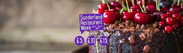 #EatDrinkSunderland Restaurant Week Preview