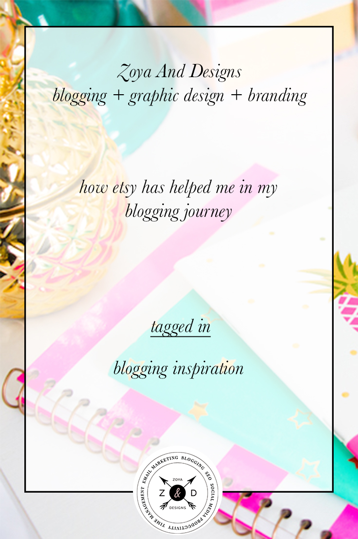 how you can use etsy to help you in your blogging journey just like me