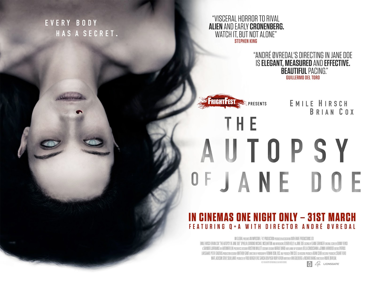 ผลการค้นหารูปภาพสำหรับ jane doe film