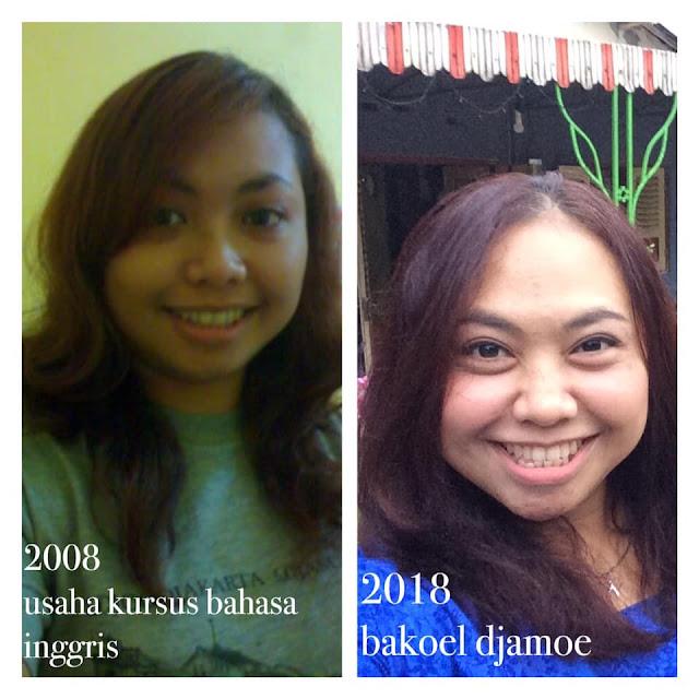 MOMENT TERBAIK - 10 YEAR CHALLENGE!