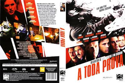 Filme A Toda Prova (Haywire) DVD Capa