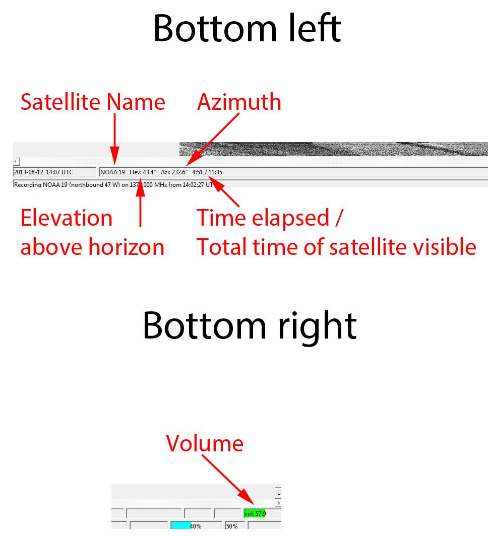 NOAA 137 Weather Satellites - Software | Radio for Everyone