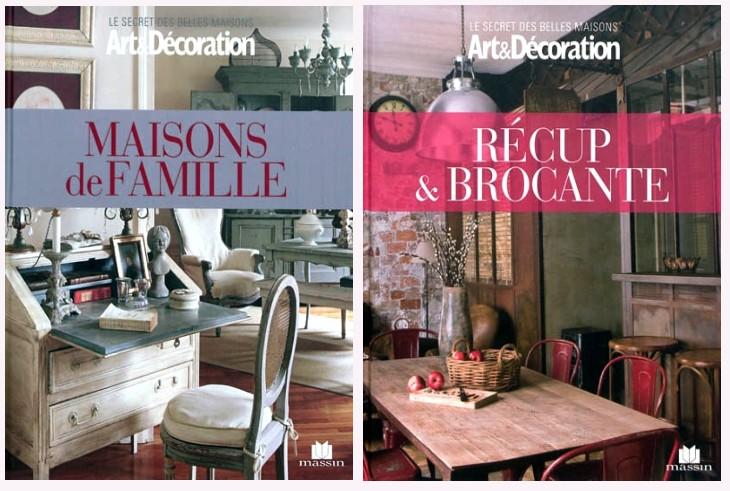 margaud liseuse zoom sur livres de d corations maisons d 39 int rieurs. Black Bedroom Furniture Sets. Home Design Ideas