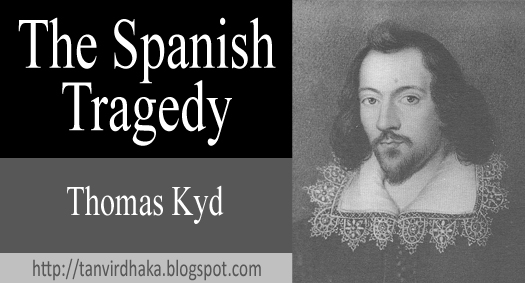 The Spanish Tragedy Critical Essays