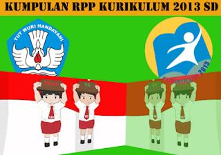 RPP Kurikulum 2013 Kelas 5 SD/MI Semester Ganjil Dan Genap Semua Tema Dan Sub Tema