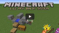 Minecraft 1.12 AFK Balık Farmı Hilesi,Yapımı Temmuz 2017 - Sesli