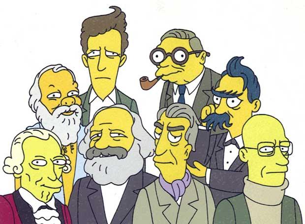 Resultado de imagem para Filosofos animados