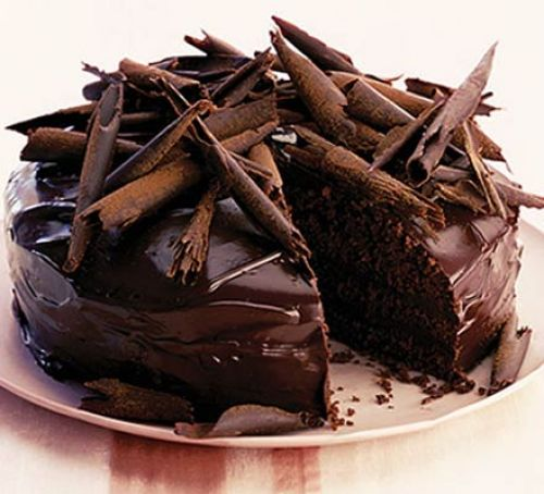 Indulge yourself amongst this heavenly chocolate cake recipe that is beautifully moist Ultimate chocolate cake