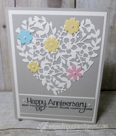 Bloomin' Art Stampin'Up!
