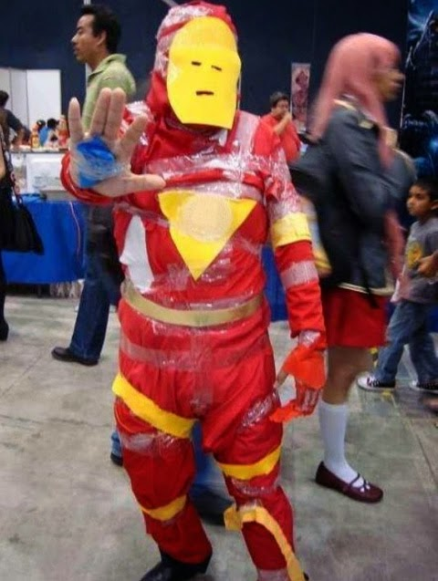Here are the worst most unimaginative and just plain stupid Halloween costumes. Ever!  sc 1 st  Mighty Lists & Mighty Lists: 10 worst Halloween costumes ever!