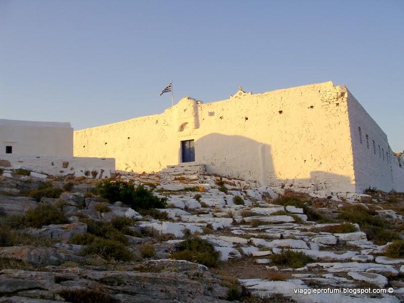 Sikinos, monastero di Zoodhos Pigi