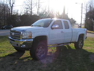 "Vann York Gmc >> Vann York Chevrolet Buick GMC Cadillac: 2012 Chevrolet Silverado ""Rocky Ridge"""