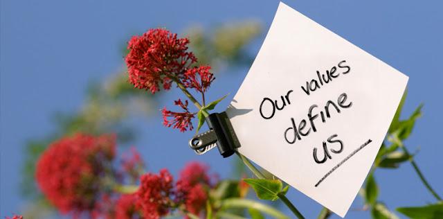 ¿Qué son los valores?