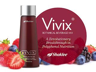 Vivix sirap Shaklee kaya Polyphenols dan Resveratrol bantu tingkatkan kesuburan