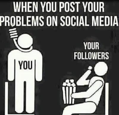 pengguna sosial media kebablasan