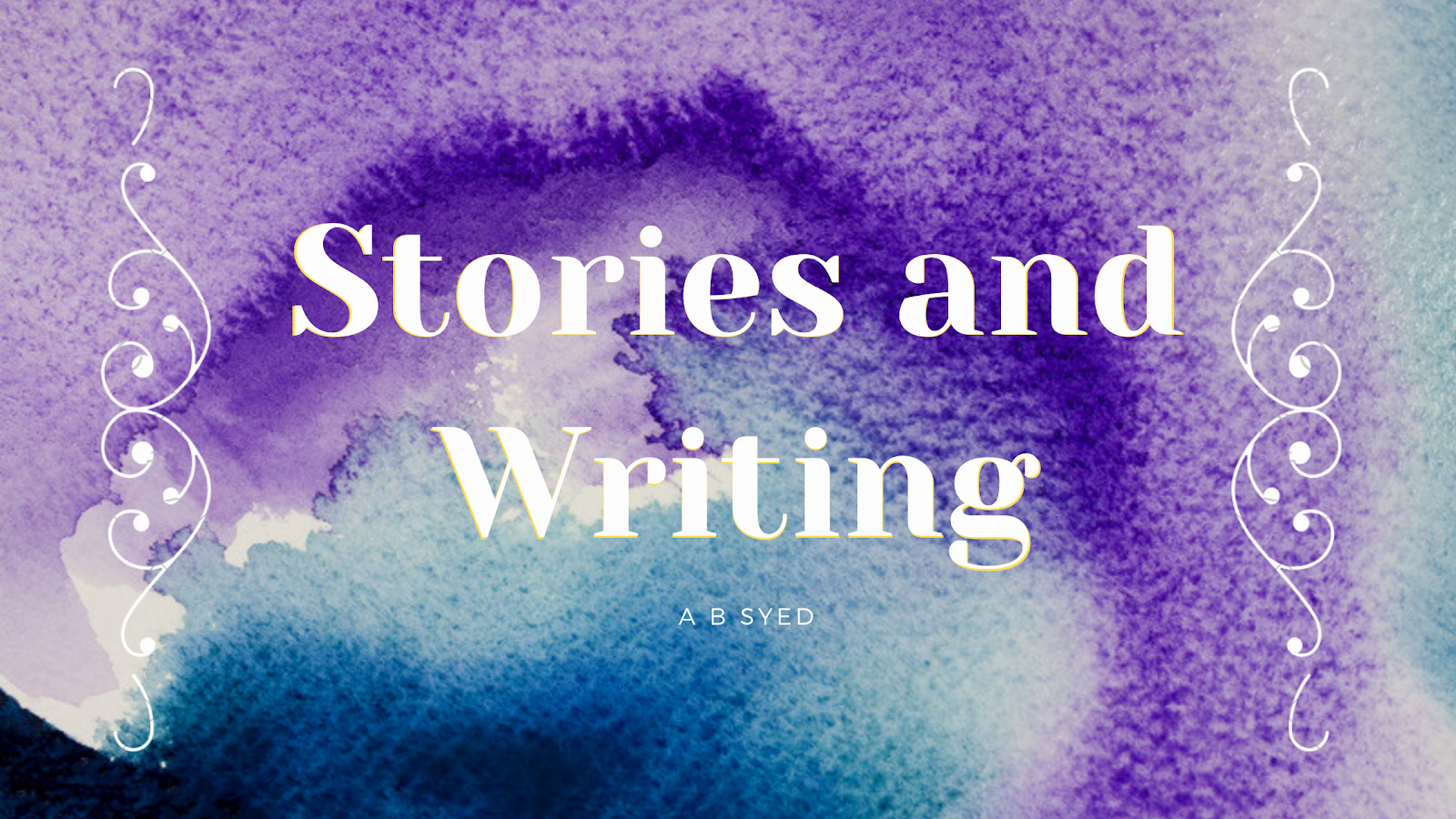 Stories and Writing