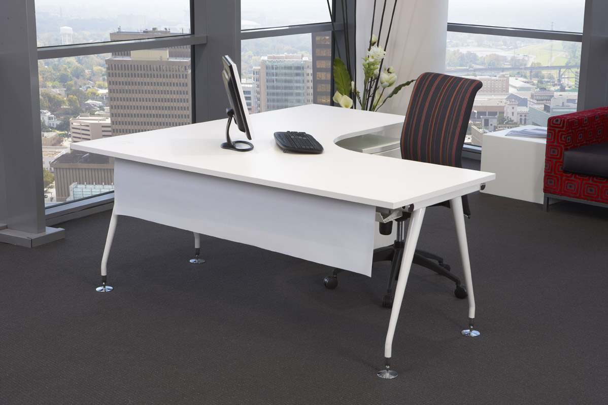 Desk office table design home and design for Minimalist table design