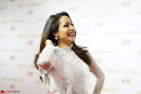 Pragya Jaiswal in lovely Black Mini Skirt and White Transparent Shirt ~  Exclusive 006.JPG