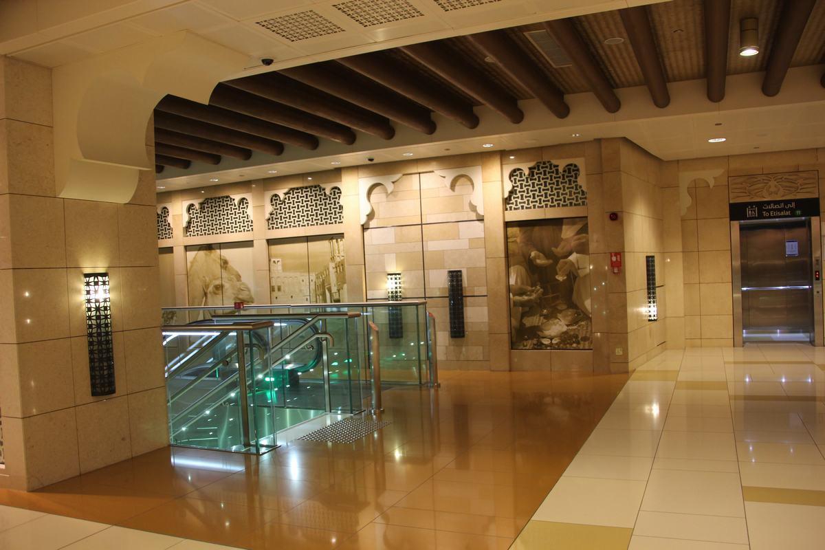 estacion metro dubai, dubai underground, Dubai subway
