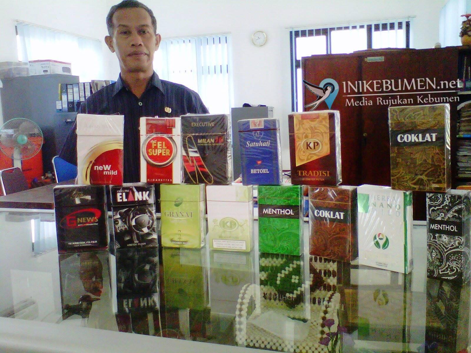 Berani Jual Rokok Ilegal, Penjualnya Bisa Dipidana Lima Tahun