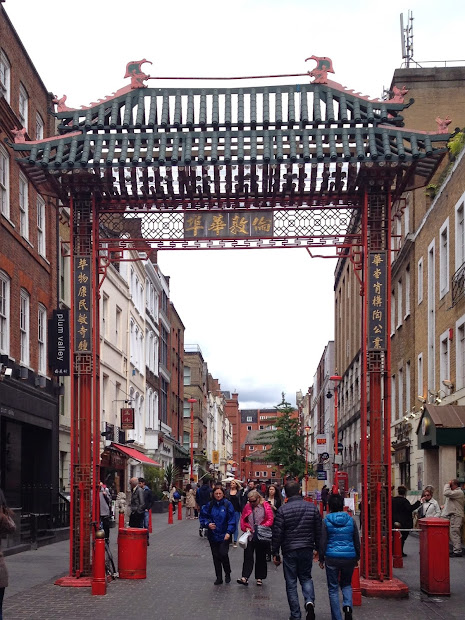 Desperately Seeking Adventure London Soho Chinatown & West End
