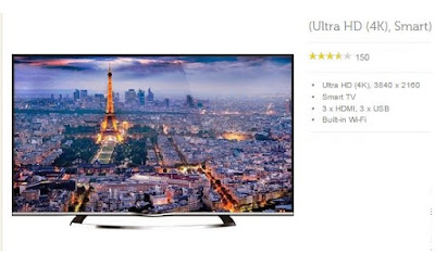 Best Buy Ultra HD 4K Smart Televisions Online India