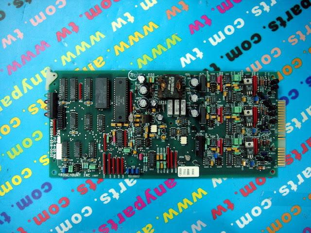 FISHER ROSEMOUNT RS3 01984-2518-0002 I/O MODULE ANALOG