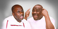 GOVERNOR WIKE THINKS ABOUT ME ALL THE TIME – AMAECHI