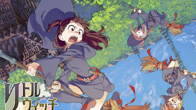 Descargar Little Witch Academia [25/25] [MEGA][HD]