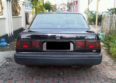 Eksterior Honda Accord Prestige