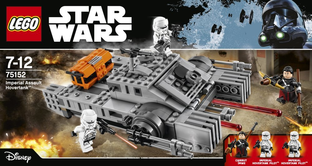 Tiles or Studs News Photos for Star Wars Rogue One sets