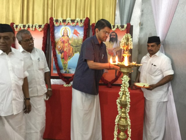 RSS Second Year Camp begins in Tamilnadu