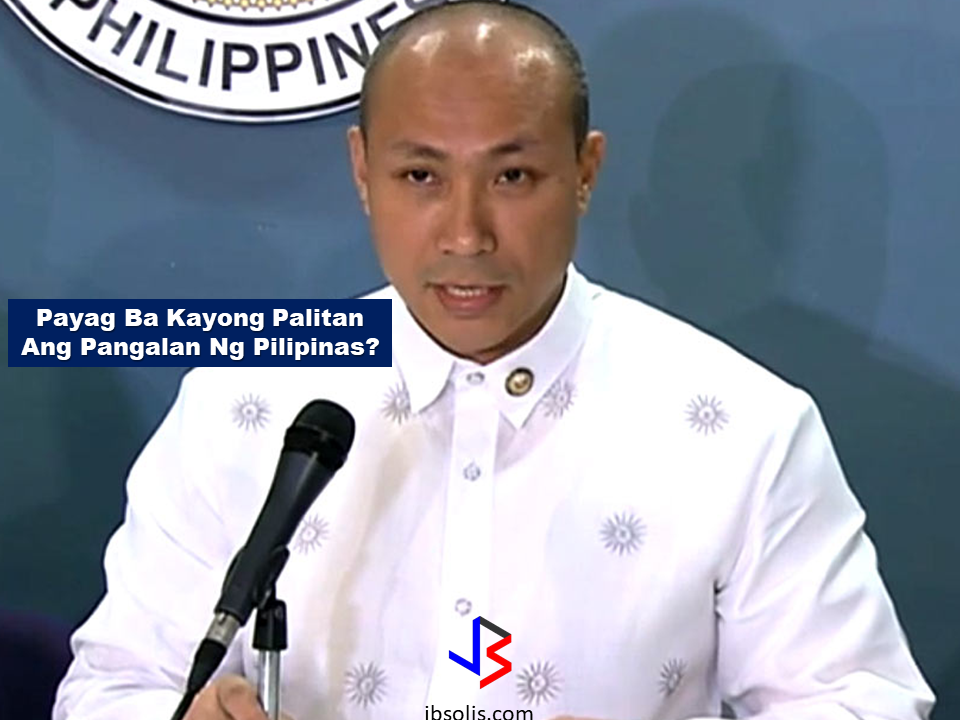 "Magdalo Partylist Representative Gary Alejano has a proposal of renaming the Philippines. He said it can be made possible by creating a commission that will review it. According to a Filipino historian named Professor Michael Charleston ""Xiao"" Briones Chua, a history Professor at the De La Salle University. He said he is ""quite open"" yet ambivalent of Alejano's bill. He  explained that both the name ""Pilipinas"" and ""Philippines"" are both derivatives of a Spanish name ""Filipinas"".   ""The reason for renaming our country is to throw away the vestiges of colonialism, to establish our national identity, and to define how our nation, our people, and our national language will be addressed internationally,"" Alejano explained. He said that American and Spanish colonization has muddled our identity as a nation.   Alejano said that the committee that will review the name change of the philippines will be named Geographic Renaming Commission, and it will be composed of commissioners from the National Commission for Culture and the Arts, National Historical Commission of the Philippines (NHCP), and the Komisyon ng Wikang Filipino.  Netizens slammed the said proposal dubbing it as nonsense and a waste of public funds. They also questioned the timing of Alejano's proposal  as he announced it on June 12 in time for the 119th celebration of the Philippine Independence.  The professor however clarified that renaming the Philippines is cannot remove the vestiges of colonialism as Alejano said. It is not the way to do it.  Sources: ABS-CBN News, CNN Philippines"