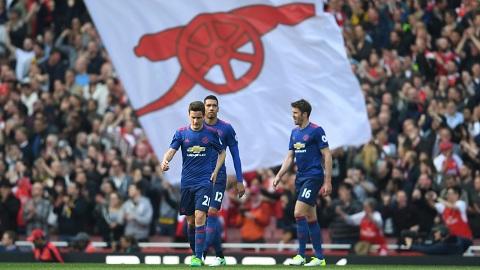 Man United vẫn vật vã đi tìm chất của mình