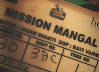 Mission Mangal Movie scene