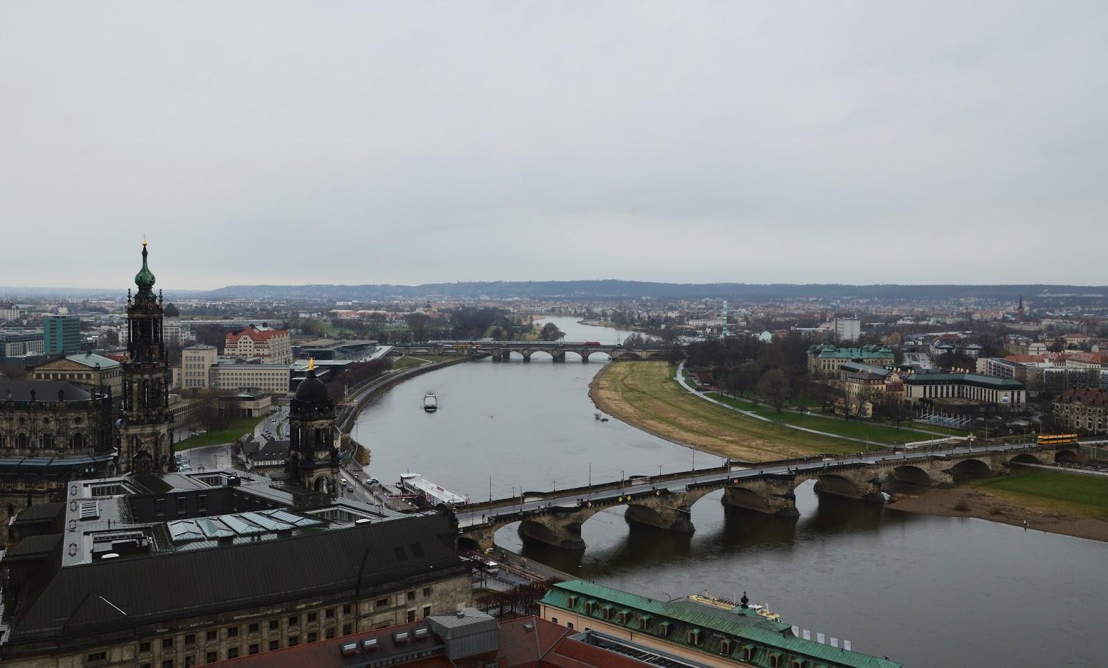 Drezno Most Łaba